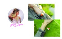 Le bracelet Apoi porté par la blogueuse JoliesChromeshttp://jolieschromes.com/2014/08/apoi-cest-tout/